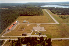 Stanhope Airport Web Site